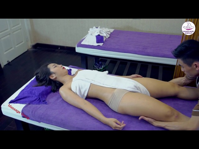 Spectacular erotic massage -